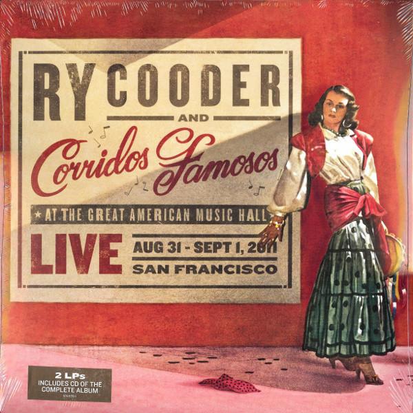 Ry Cooder Ry Cooder - Live In San Francisco (2 Lp+cd) in wonderland lp cd