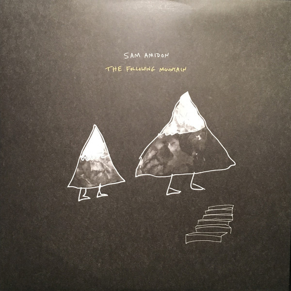 SAM AMIDON SAM AMIDON - THE FOLLOWING MOUNTAIN  изображение