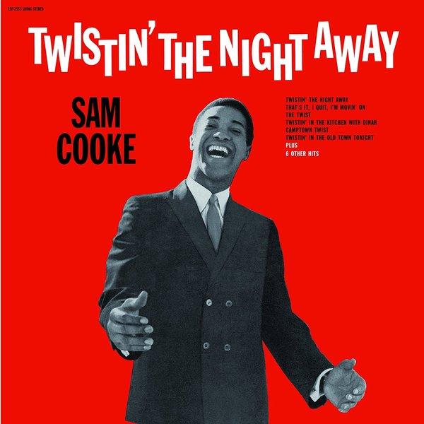 Sam Cooke Sam Cooke - Twistin' The Night Away.. (180 Gr) fleetwood mac fleetwood mac tango in the night 180 gr