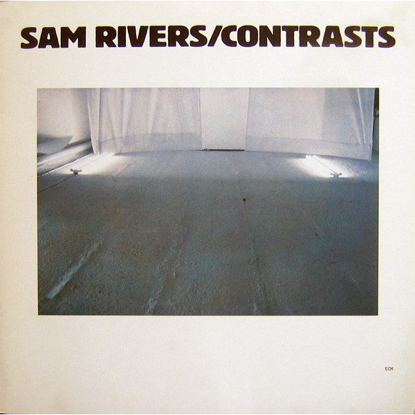 Sam Rivers Sam Rivers - Contrasts (180 Gr) guano apes guano apes proud like a god 180 gr colour