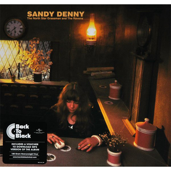 SANDY DENNY SANDY DENNY - THE NORTH STAR GRASSMAN AND THE RAVENS виниловые пластинки neil young on the beach 140 gram