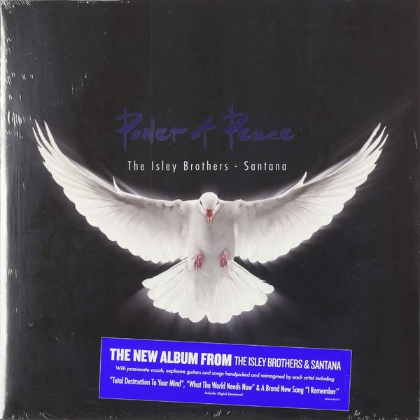 Santana Santana   Isley Brothers - Power Of Peace (2 LP) peace da 38