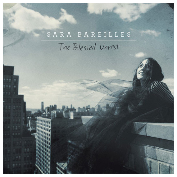 SARA BAREILLES SARA BAREILLES - THE BLESSED UNREST (2 LP) sara bareilles sara bareilles the blessed unrest 2 lp