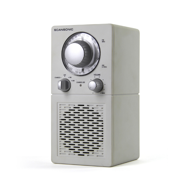 Радиоприёмник Scansonic