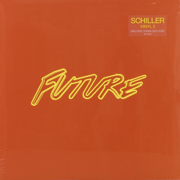 SCHILLER SCHILLER - FUTURE (2 LP) schiller schiller tag und nacht