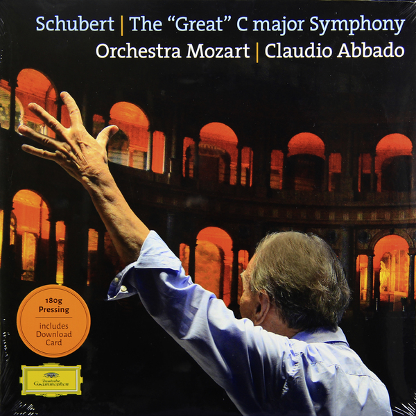 Schubert Schubert - The Great C Major Symphony (2 Lp, 180 Gr) the black keys the black keys el camino 2 lp