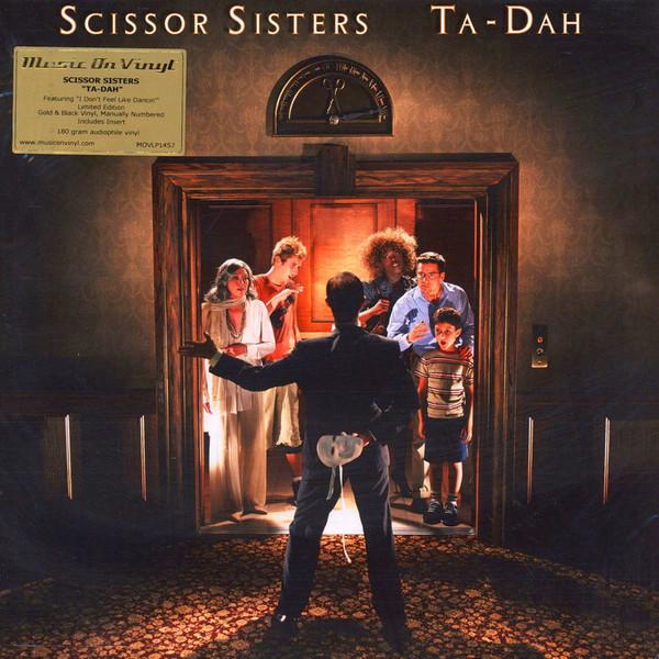 Scissor Sisters Scissor Sisters - Ta-dah blood sisters