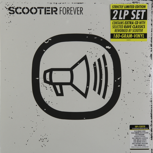 Scooter Scooter - Scooter Forever (2 LP) transatlantic transatlantic bridge across forever 2 lp cd