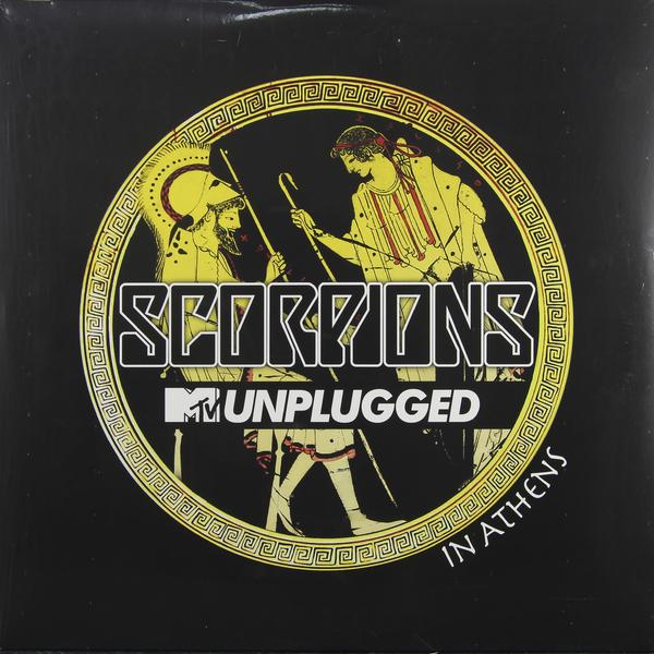 SCORPIONS SCORPIONS - MTV UNPLUGGED (3 LP) placebo placebo mtv unplugged 2 lp