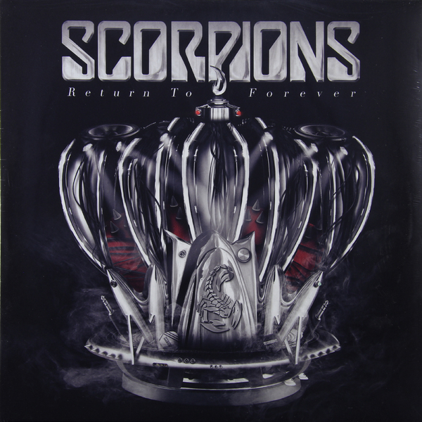 SCORPIONS  - RETURN TO FOREVER (2 LP)