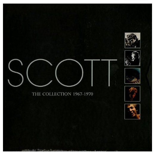 Scott Walker Scott Walker - The Collection 1967-1970 (5 LP) scott walker scott walker til the band comes in