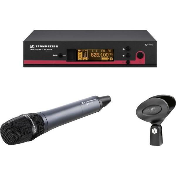 Радиосистема Sennheiser EW 100-945 G3-B-X  радиосистема sennheiser ew 500 945 g3 a x