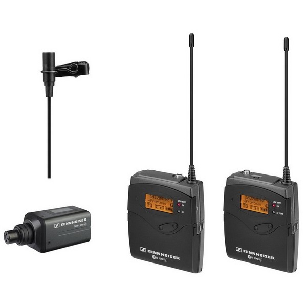 Радиосистема Sennheiser EW 100 ENG-G3-A-X sennheiser xsw 12 a