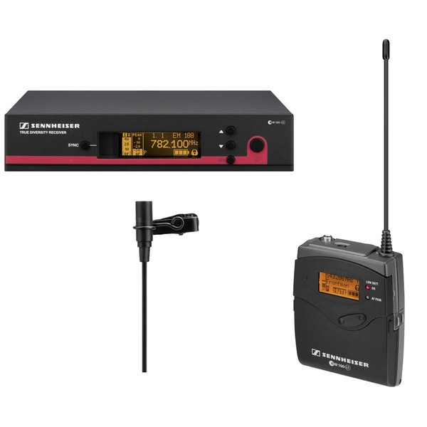Радиосистема Sennheiser EW 112 G3-A-X sennheiser xsw 12 a