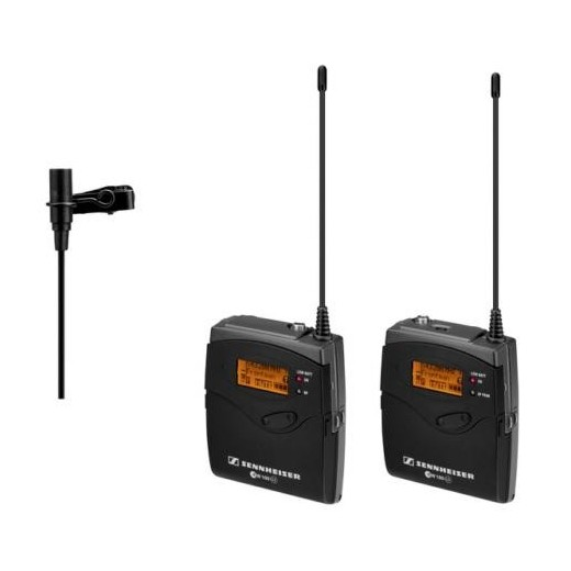 Радиосистема Sennheiser EW 122P-G3-B-X радиосистема sennheiser ew 100 945 g3 b x