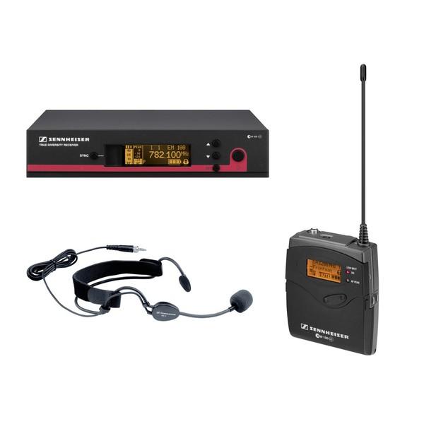 Радиосистема Sennheiser EW 152-G3-A-X sennheiser xsw 12 a