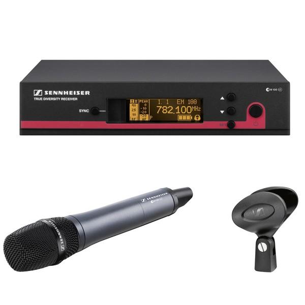 Радиосистема Sennheiser EW 165-G3-A-X sennheiser xsw 12 a