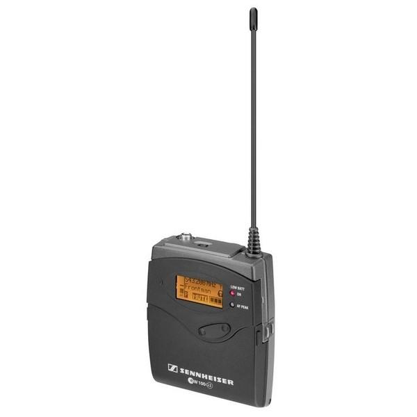 Передатчик для радиосистемы Sennheiser SK 100 G3-A-X sennheiser xsw 12 a