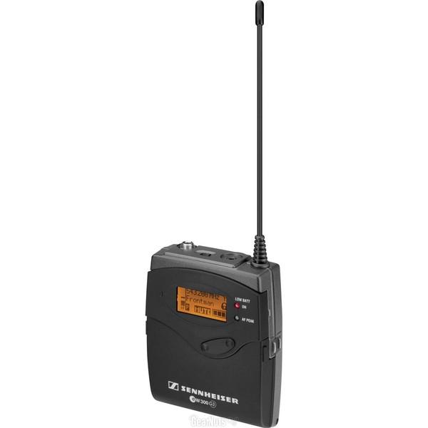 Передатчик для радиосистемы Sennheiser SK 300 G3-B-X sennheiser nt 2 1 300 ma