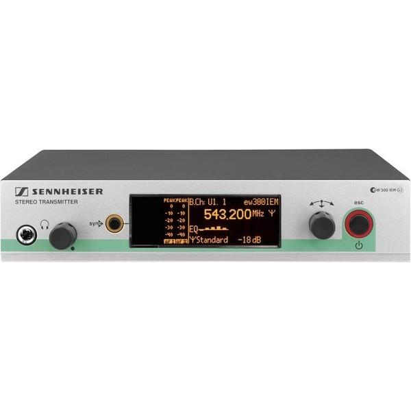 Система персонального мониторинга Sennheiser SR 300 IEM G3-G-X sennheiser nt 2 1 300 ma