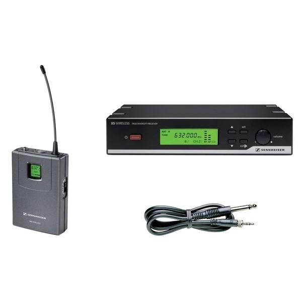 Радиосистема Sennheiser XSW 72-E sennheiser xsw 12 a