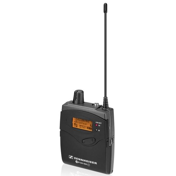Система персонального мониторинга Sennheiser EK 300-IEM-G3-G-X sennheiser nt 2 1 300 ma