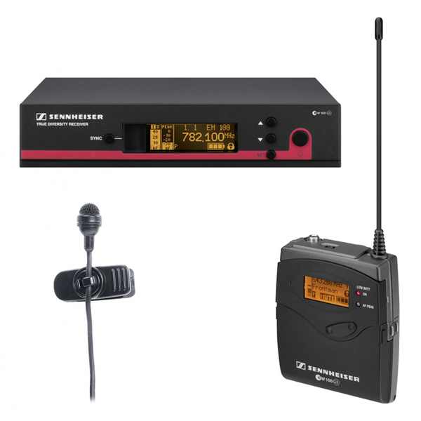 купить Радиосистема Sennheiser EW 122 G3-B-X онлайн