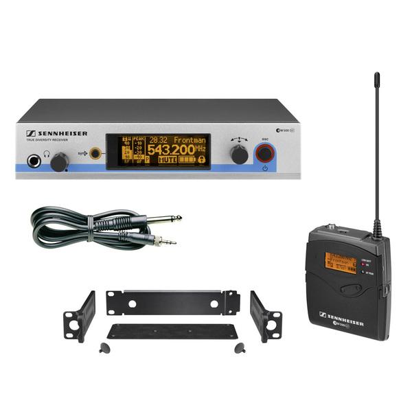 Радиосистема Sennheiser EW 572-G3-B-X
