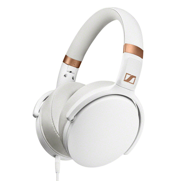 Охватывающие наушники Sennheiser HD 4.30i White наушники sennheiser cx5 00i white
