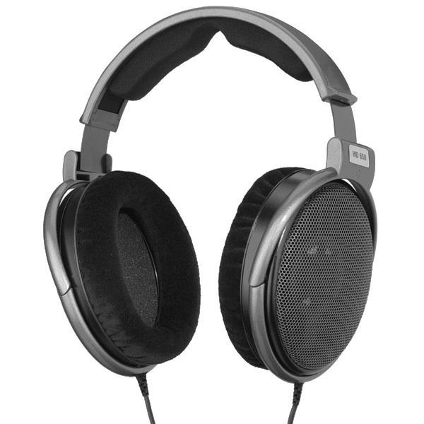 Охватывающие наушники Sennheiser HD 650 Black