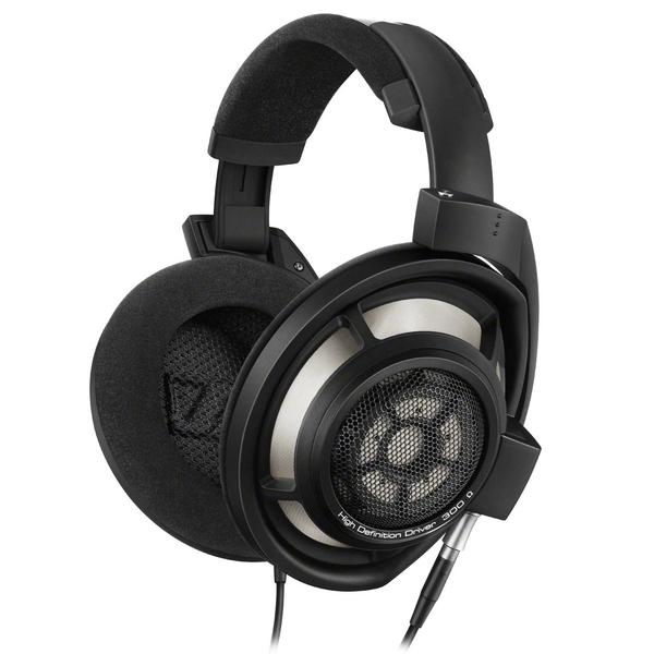Охватывающие наушники Sennheiser HD 800 S Black sennheiser hd 569 накладные наушники black