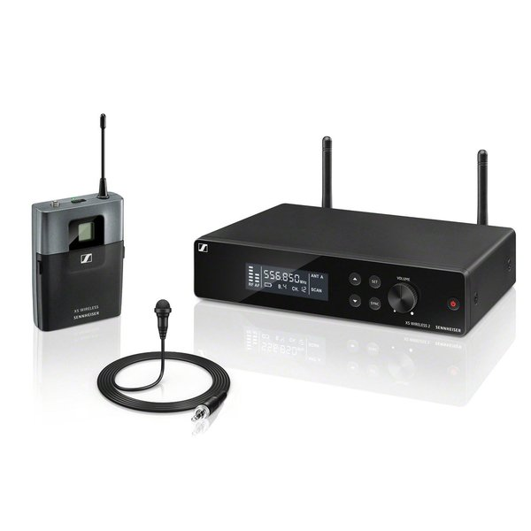 Радиосистема Sennheiser XSW 2-ME2-A sennheiser xsw 12 a