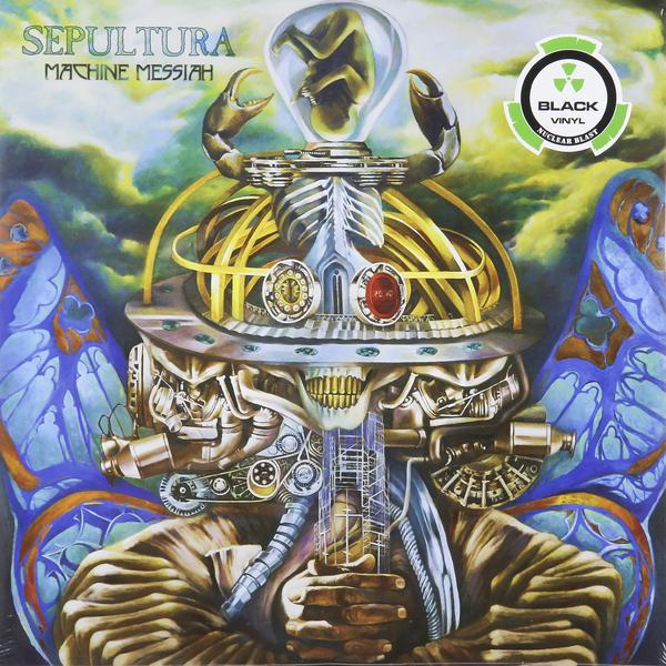Sepultura Sepultura - Machine Messiah (2 LP) frico p21