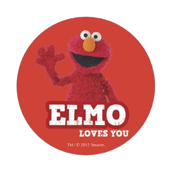 Подставка Sesame Street - Elmo