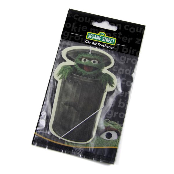 Автомобильный освежитель воздуха Sesame Street - Oscar The Grouch