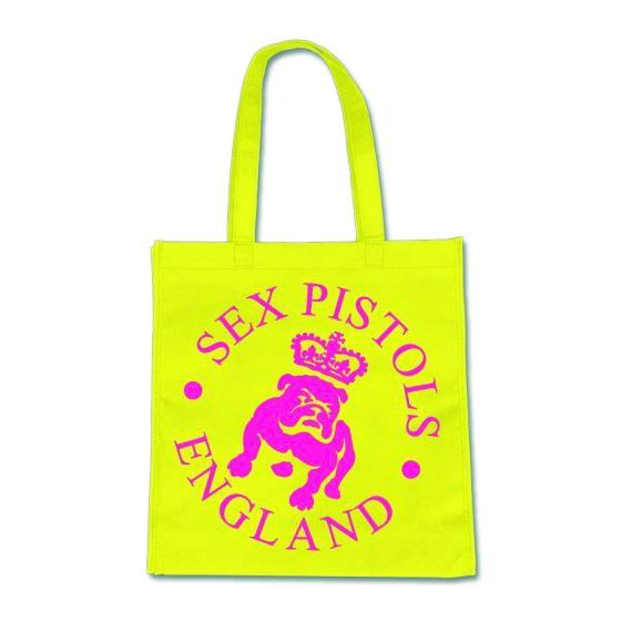 Sex Pistols - Bulldog Logo