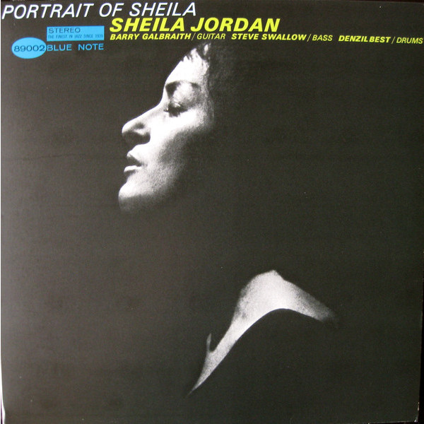 SHEILA JORDON SHEILA JORDON - PORTRAIT OF SHEILAВиниловая пластинка<br><br>