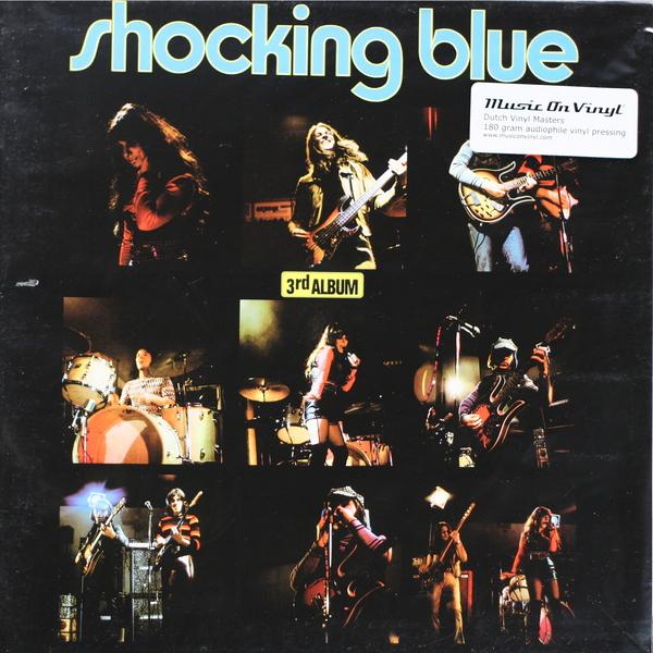 Shocking Blue Shocking Blue - 3rd Album (180 Gr) guano apes guano apes proud like a god 180 gr colour