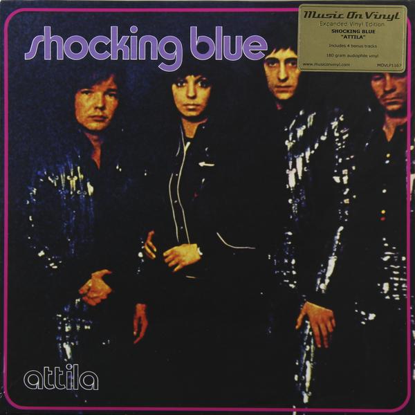 Shocking Blue Shocking Blue - Attila (180 Gr) guano apes guano apes proud like a god 180 gr colour