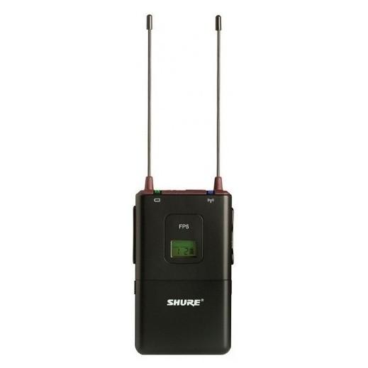 все цены на Приемник для радиосистемы Shure FP5 L4E онлайн