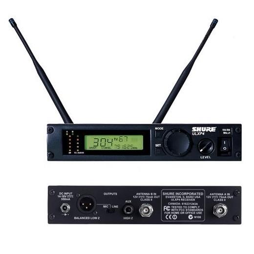 Приемник для радиосистемы Shure