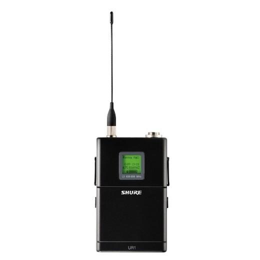 все цены на Передатчик для радиосистемы Shure UR1 J5E 578 - 638 MHz онлайн