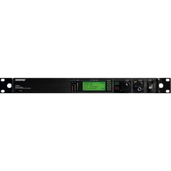 все цены на Приемник для радиосистемы Shure UR4S+ J5E 578 - 638 MHz онлайн