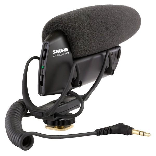 Микрофон для радио и видеосъёмок Shure VP83 shure fp15 83 q24