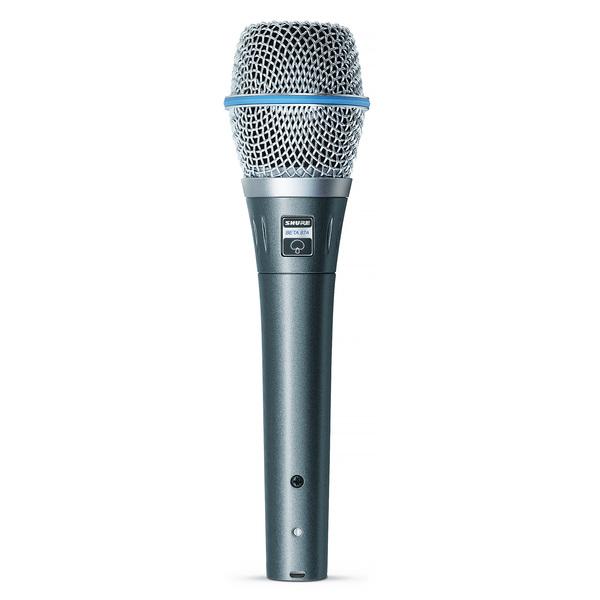 все цены на Вокальный микрофон Shure BETA 87A