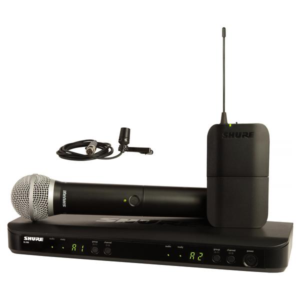 купить Радиосистема Shure BLX1288E/CVL M17 недорого