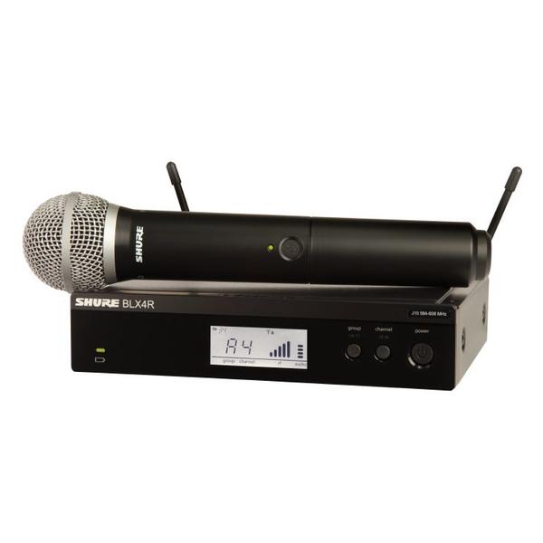 Радиосистема Shure BLX24RE/PG58 K3E