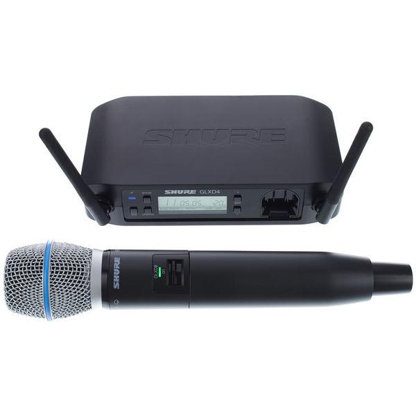 все цены на Радиосистема Shure GLXD24E/BETA87A Z2