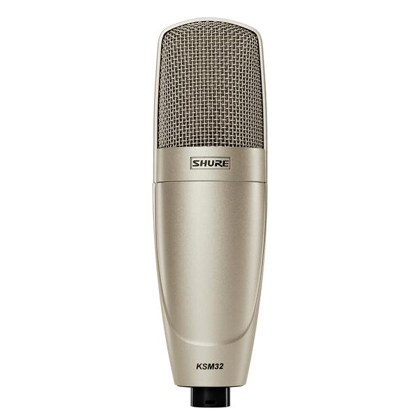 Студийный микрофон миниатюра