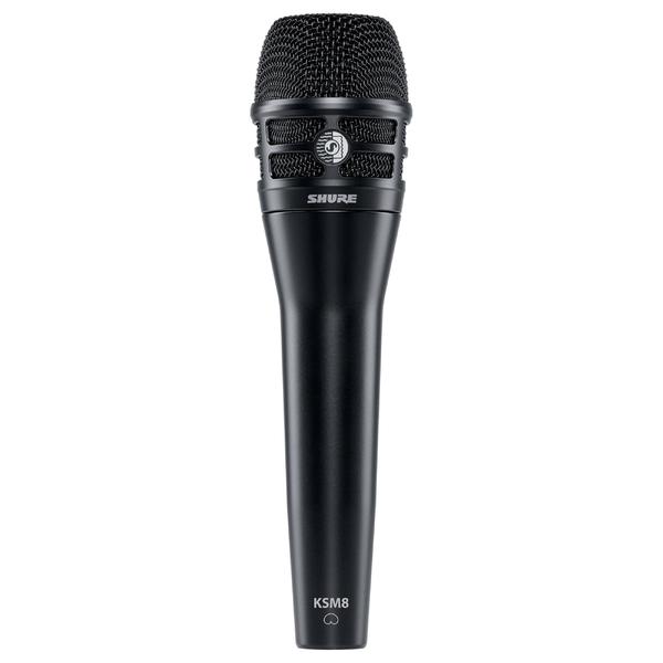Вокальный микрофон Shure KSM8/B вокальный вечер